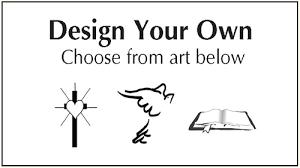 design your own imprinted best value offering envelopes