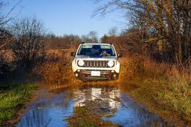 brown jeep renegade review 2017 jeep renegade trailhawk canadian auto review