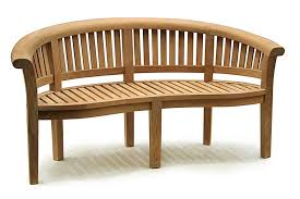 Garden Bench With Storage Garden Bench Curved Outdoor Bench Outdoor Wood Bench Backyard