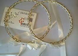 orthodox wedding crowns stefana with swarovski handmade orthodox wedding crowns