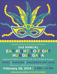 mardi gras for sale mardi gras party alert eat right to fight hunger gala i