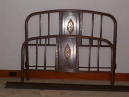 antique metal bed frame grandma u0027s estate sale
