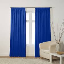 Navy Tab Top Curtains Navy 168 Cm Canvas Lima Tab Top Curtains Sale Chiltern Mills
