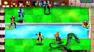 mortal kombat vs plants vs zombies youtube