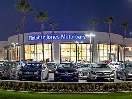 fletcher jones motorcars mercedes service center