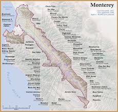 Paso Robles Winery Map Monterey Ava Wine Making Pinterest Wine Wine Education And
