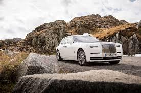 2018 rolls royce phantom first drive review motor trend
