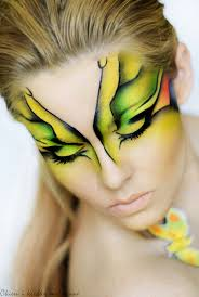 Halloween Butterfly Makeup by 67 Best Face Painting Images On Pinterest Makeup Egyptian
