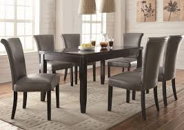 dining tables 7 piece counter height dining table set patio