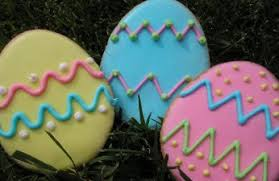 Decorating Easter Eggs With Royal Icing by How To Decorate Easter Cookies Diy Craft Creative Kids