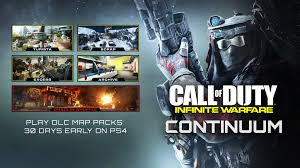 World At War Map Packs by Call Of Duty Infinite Warfare Home