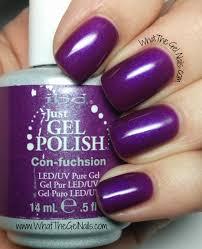 ibd con fuchsion plus more ibd just gel nail polish colors ibd