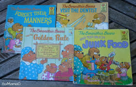 berenstein bears books berenstain bears go o