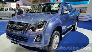 maserati thailand isuzu d max facelift to release early next month in thailand report