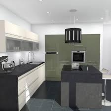 cuisine sur un pan de mur cuisine verte pomme top chambre with cuisine verte pomme