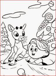 89 rudolph coloring pages santa reindeer
