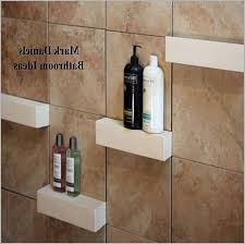 bathroom niche ideas tile niche shower with recessed niche of mosaic glass tile