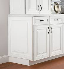 cabinet ends ideas finishing exposed cabinet ends