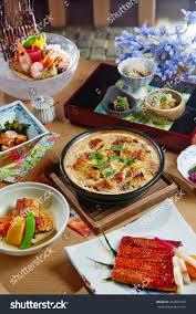 prestige cuisine okura prestige taipei yamazato japanese cuisine stock photo