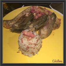 comment cuisiner les artichauts violets poulet aux artichauts violets recettes cookeo