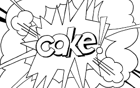 pop art coloring pages 4921