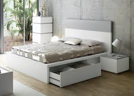 Queen Platform Beds With Storage Drawers - bedroom design modern platform bed frame useful modern platform