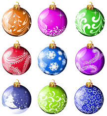 collection balls ornaments png clipart gallery