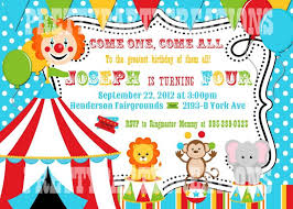 the 25 best circus party invitations ideas on pinterest circus