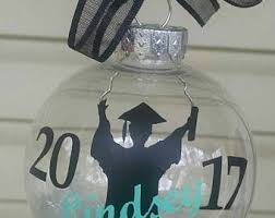 graduation ornaments etsy