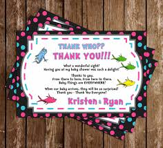 reveal baby shower novel concept designs one fish two fish gender reveal baby