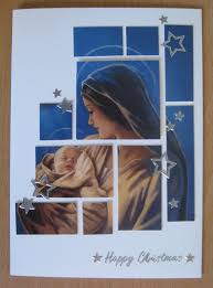 a handful of ways to re use old christmas cards practical