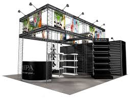 kripa world 20x20 trade show booth booth design ideas