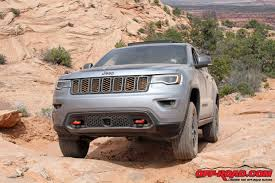 jeep grand cherokee trailhawk off road moab trail ride 2017 jeep compass trailhawk grand cherokee
