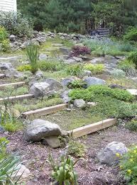 Rock Home Gardens Rock Garden Home Landscaping Idea Garden Pinterest