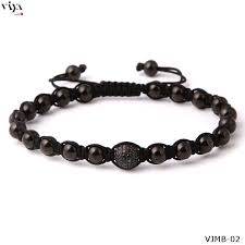 2015 men s jewelry 8mm 60cm new arrival 2016 new handmade waterproof black weave bracelet for men jewelry