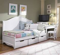 bedroom full size daybed with storage drawers petsadrift