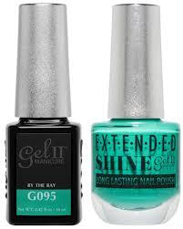 la palm es095 by the bay gel ii long lasting nail polish