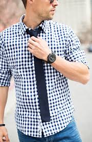 4 ways to make a dress shirt and tie more casual hello his