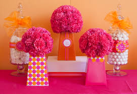 New Home Party Decorations Interior Design New Pink Party Theme Decorations Home Design