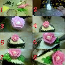 cara membuat hiasan kue ulang tahun anak cara menghias kue ulang tahun dengan butter cream