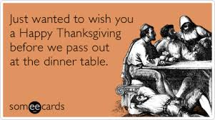 http www someecards thanksgiving cards pass out drink