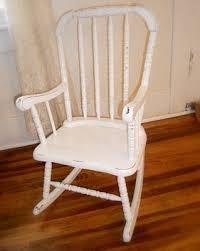 White Childs Rocking Chair 170 Best Children U0027s Chairs Images On Pinterest Antique Furniture