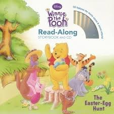 winnie the pooh easter eggs disney winnie the pooh the easter egg hunt read along storybook