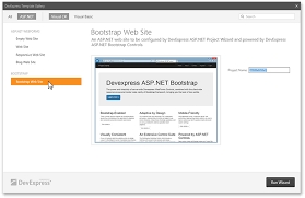 templates for asp net web pages start with bootstrap project template asp net bootstrap controls