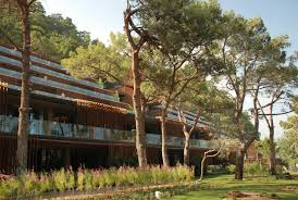 maxx royal kemer hotel baraka architects archdaily