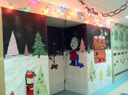 christmas cubicle decorating ideas charlie brown home decorations