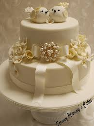 anniversary wedding cake idea in 2017 bella wedding