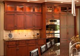 Amish Kitchen Cabinets 100 Birch Kitchen Cabinets Ceramic Tile Countertops Above