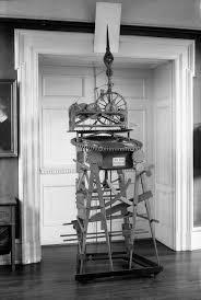 weird clock old weird tech john muir mechanical gtd desk edition the atlantic