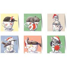 christmas card sets lalaland stitch piece loop online aus